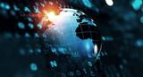 Global network and data exchange - 224361091