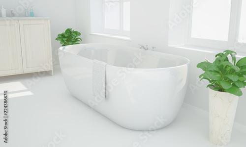 bath render