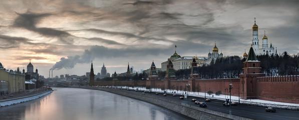 Panorama Of The Kremlin © Vladimir
