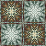 Two-tone fabulous pattern. You can use it for invitations, notebook covers, phone case, postcards, cards, ceramics, carpets and so on. Artwork for creative design, art and entertainment. - 224539076