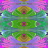 Multicolored abstract pattern in stained glass window style. You can use it for invitations, notebook covers, phone cases, postcards, cards, wallpapers and so on. Artwork for creative design. - 224545253