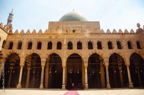 Foto Murales Mosque of Cairo Citadel, Egypt