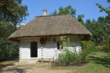 Stara chata, skansen, kraków, małopolska