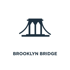 brooklyn bridge icon