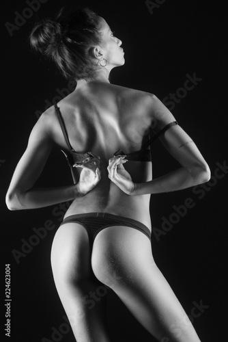 Giovane ragazza sexy foto