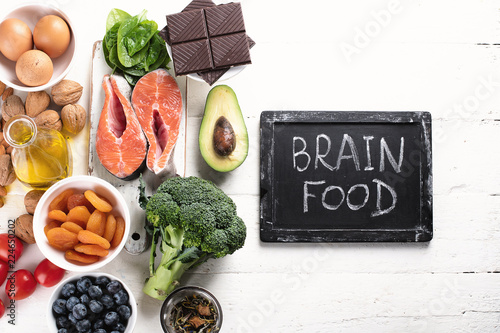 Healthy food for brain and memory