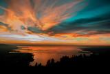 Bodensee Sonnenuntergang