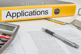 Folder with the label Applications
