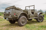Dodge WC 57 Command Car.