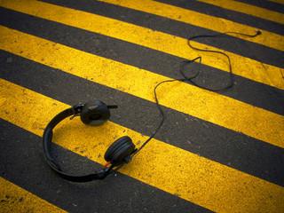 DJ Headphones | Flyer