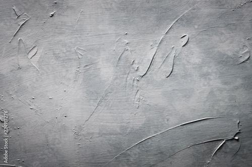 streszczenie szary teksturowanej tło. trudnej sytuacji porysowany tablica szablon. koncepcja przestrzeni kopii