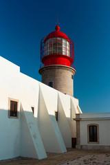 Phare du cap Saint-Vincent Sagres Portugal