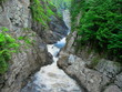 Canyon Sainte-Anne Waterfall, Quebec