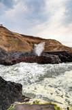 Along the Oregon Coast: The Spouting Horn - 225017274