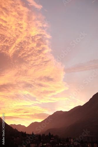 Clouds in the sky - 225020875