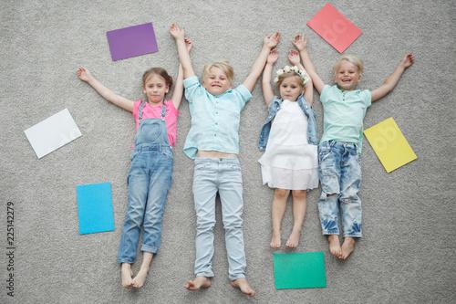 Foto Murales Happy children