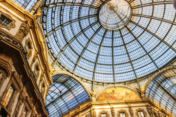 Milan City Center View,Italy