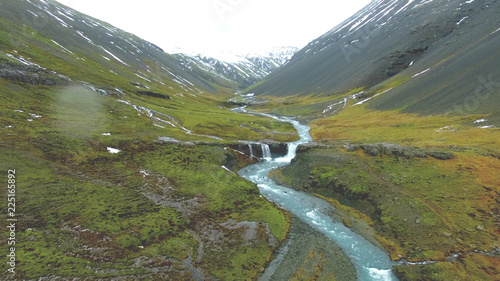 Leinwandbild Motiv Iceland landscape