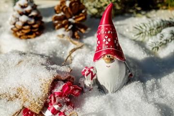 Santa Claus new year gifts
