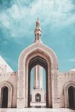 mosque in muscat, oman - 225202835