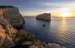 Quadro Tramonto a Capo Caccia - Alghero - Italia