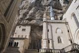 Detail church Rocamadour - 225243465