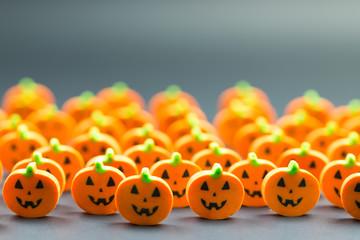 Halloween pumpkins Jack o lantern decorative ornament