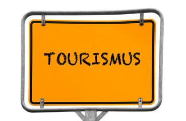 Tourismus Wegweiser