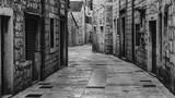 Istria - Hvar islind Croatia 2018 downtown [inner street2]