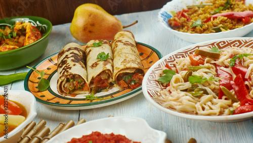 Schezwan cuisine