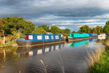 Canal Boats at Waverton - 225300426