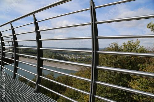 Konstruktion vom Geländer © alexandersw