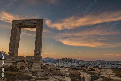ALBA A NAXOS, GRECIA