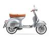 Leinwanddruck Bild - Vintage scooter