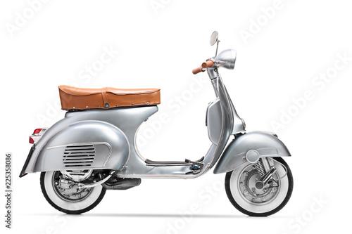 Leinwanddruck Bild Vintage scooter