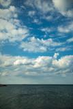 Baltic sea horizon - 225384856