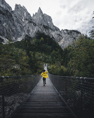 Hängebrücke Berchtesgaden