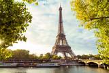 Paris Eiffel Tower, France - 225392645