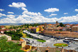 Architectural detail of Segovia, Spain, Europe - 225397857