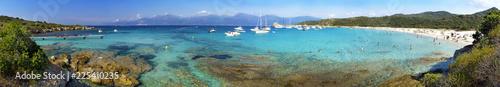 Panorama plage Lotu, Corse © Gamut