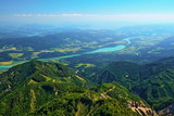 Drava Valley in Austria