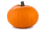 One orange pumpkin - 225470265