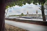 Alexandre III Bridge in Paris.
