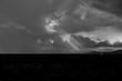 Nuvole d'Islanda - bianco e nero - 225578640