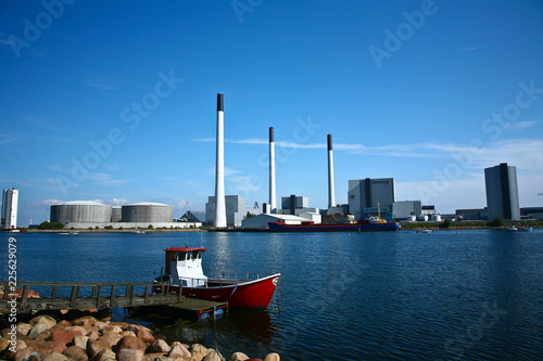 AMAGER POWER STATION Vattenfall