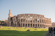 Quadro The colosseum in rome italy