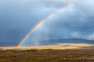 Rainbow, Scotland © Voyta