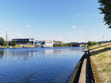 Quite day on the River Trent in Nottingham - 225655001