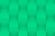 Green Geometric Abstract Background. 3D Render Background - 225655610