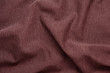 Quadro Red wine-colored fabric texture for background